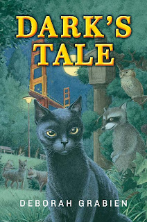 Book cover: Dark's Tale by Deborah Grabien