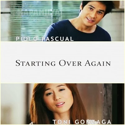 Starting Over Again Lyrics and Music Video | Starting Over Again OST Toni and Piolo