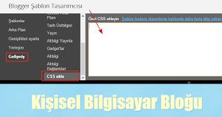 Css ile blogger navbar ve footer kısmını kaldırmak/gizlemek