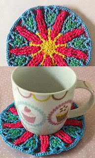 http://www.ravelry.com/patterns/library/sunset-coaster