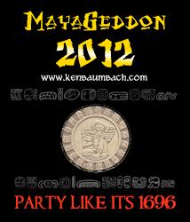 "MayaGeddon 2012 ""End of the World"" Tour Shirt"