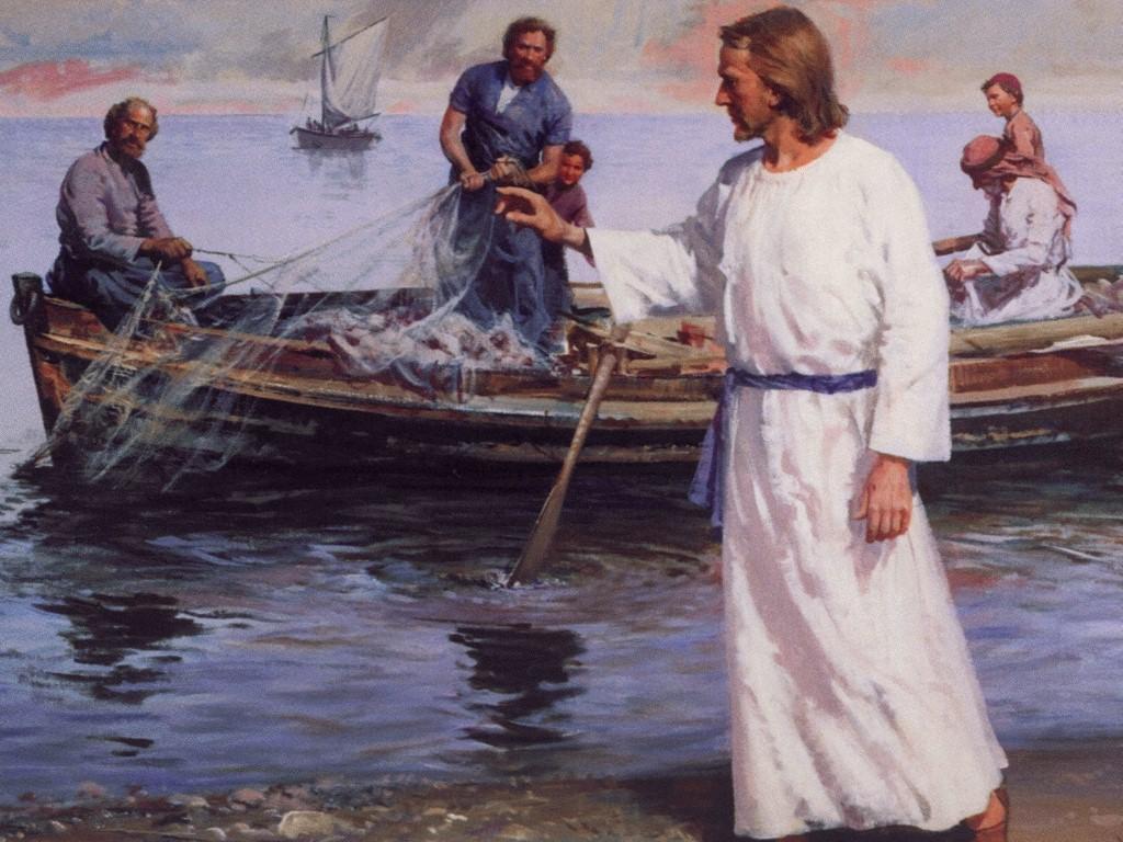 los aposoles serian capaces de llevar el testimonio de cristo