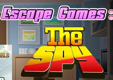 123Bee Escape Games The Spy