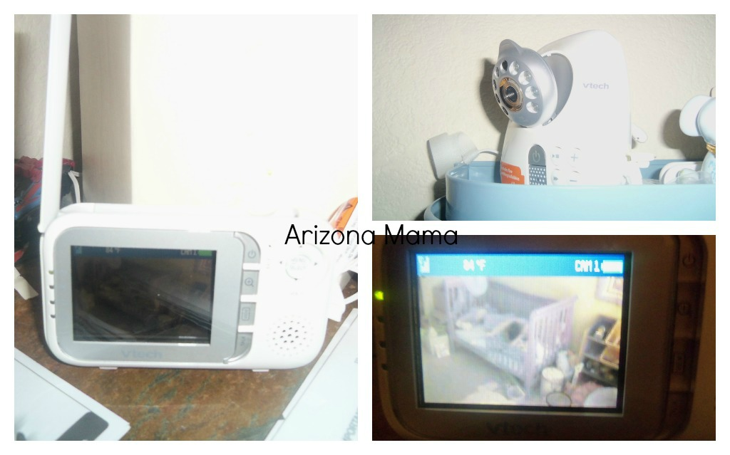 arizona mama all for baby vtech safe sound full color video and audio. Black Bedroom Furniture Sets. Home Design Ideas