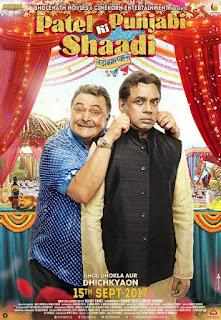 Patel Ki Punjabi Shaadi 2017 Hindi Movie 480p DVDRip [360MB]