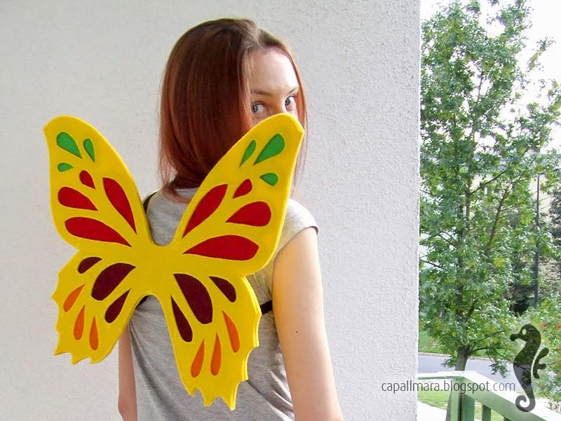 Jestę motylę