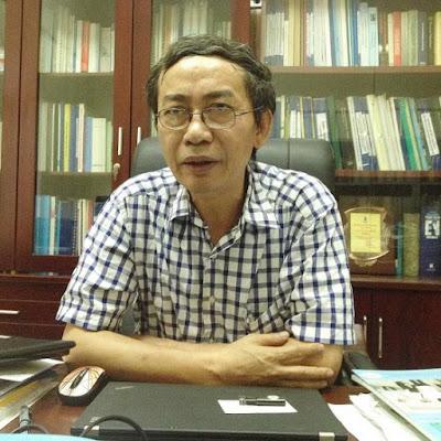 GS-TS Vũ Chí Cương – Phó Viện trưởng Viện Chăn nuôi (Bộ NNPTNT)
