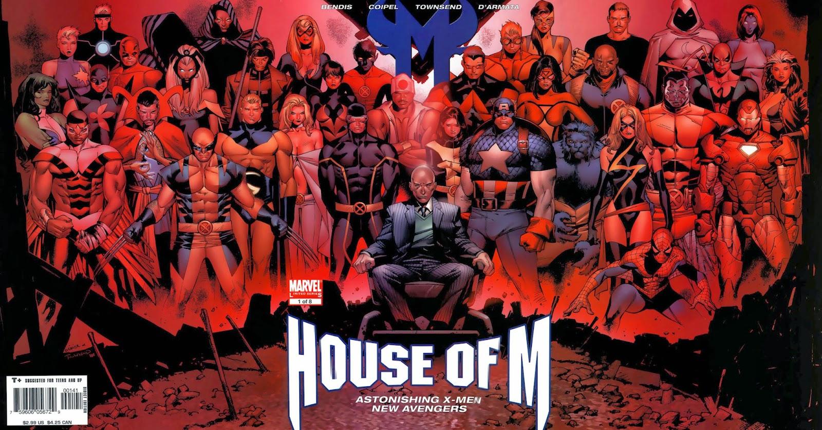 Risultati immagini per house of M