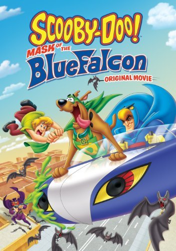 Scooby+Doo+Mask+Of+The+Blue+Falcon+(2012) Scooby Doo Mask Of The Blue Falcon (2012)