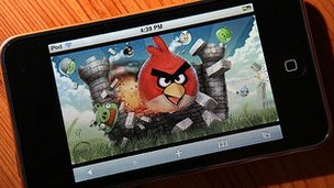 Angry Bird Akan Main Film