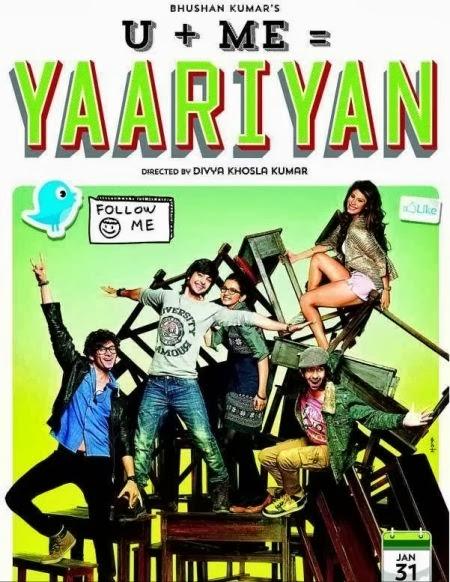 Yaariyan 2014 DVDScr 300mb