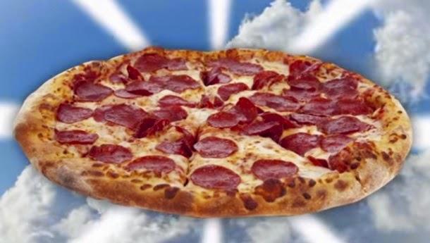 A química da pizza (com video)