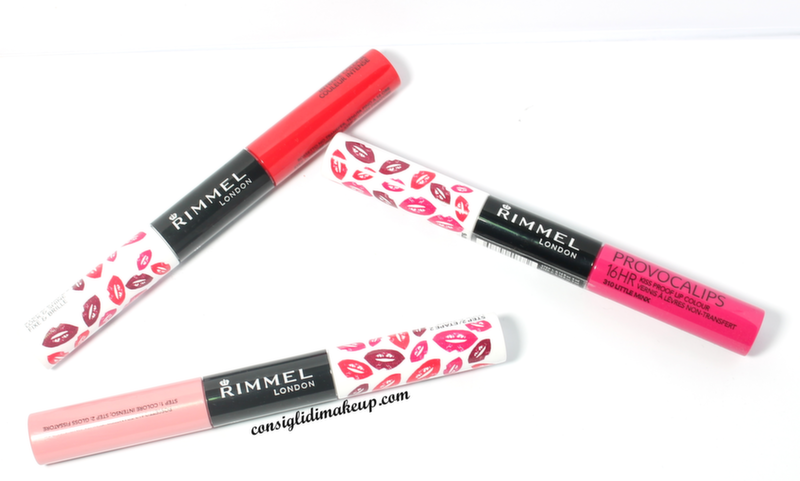 Review: Provocalips, nuove tinte labbra - Rimmel London