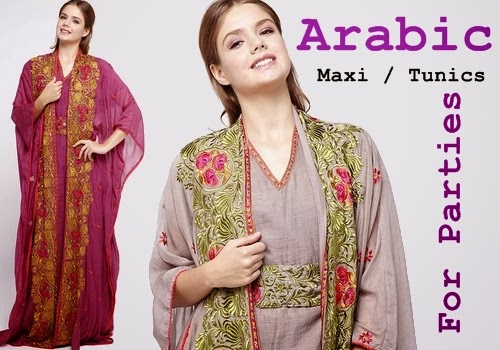 Party Wear Arabic Clothing