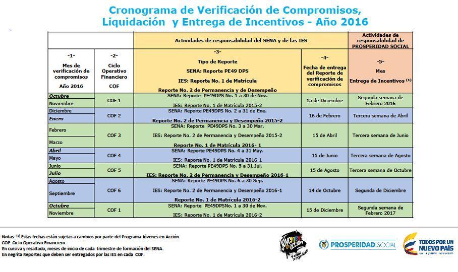 Centro Agroforestal y Acuícola Arapaima: Cronograma de