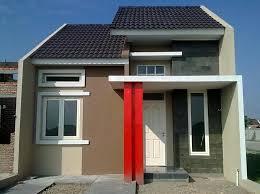 bentuk rumah minimalis sederhana