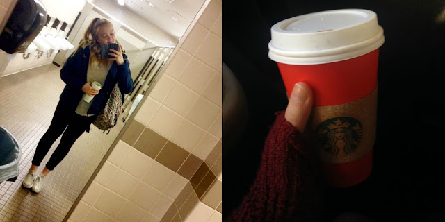 Coffee, Starbucks, Finnish girl, California, USA, exchange student, Explorius, school, Mountain House, Mountain House High School, coffee addict