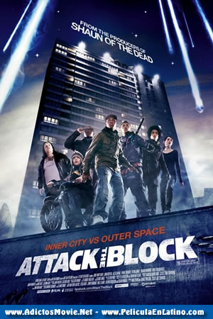 Attack The Block DVDRip 1 Link 2011