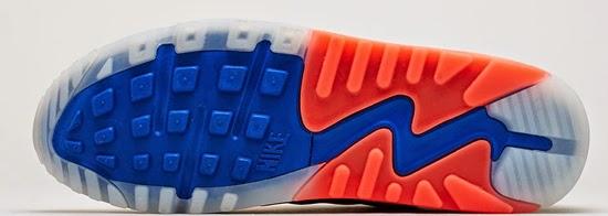 Nike Roshe Run NM City QS NYC USA Midnight Navy Stone