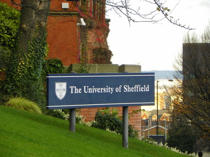 The university of sheffield journey of a muslim for The sheffield