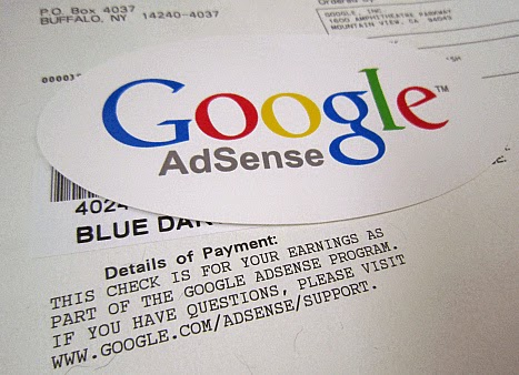 Get Paid From Google Adsense