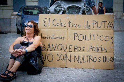 calle montera prostitutas sida prostitutas