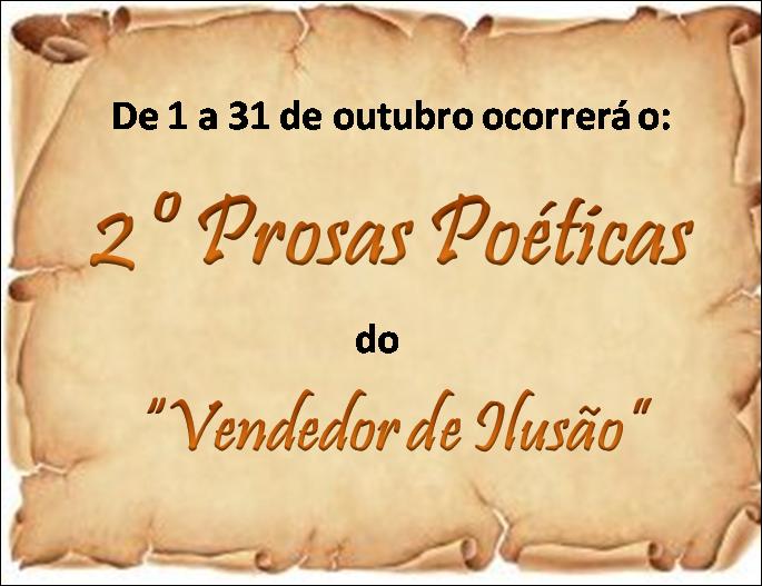 """""""2° PROSAS POÉTICAS"""""""
