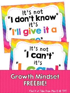 https://www.teacherspayteachers.com/Product/Growth-Mindset-Posters-FREEBIE-2002213