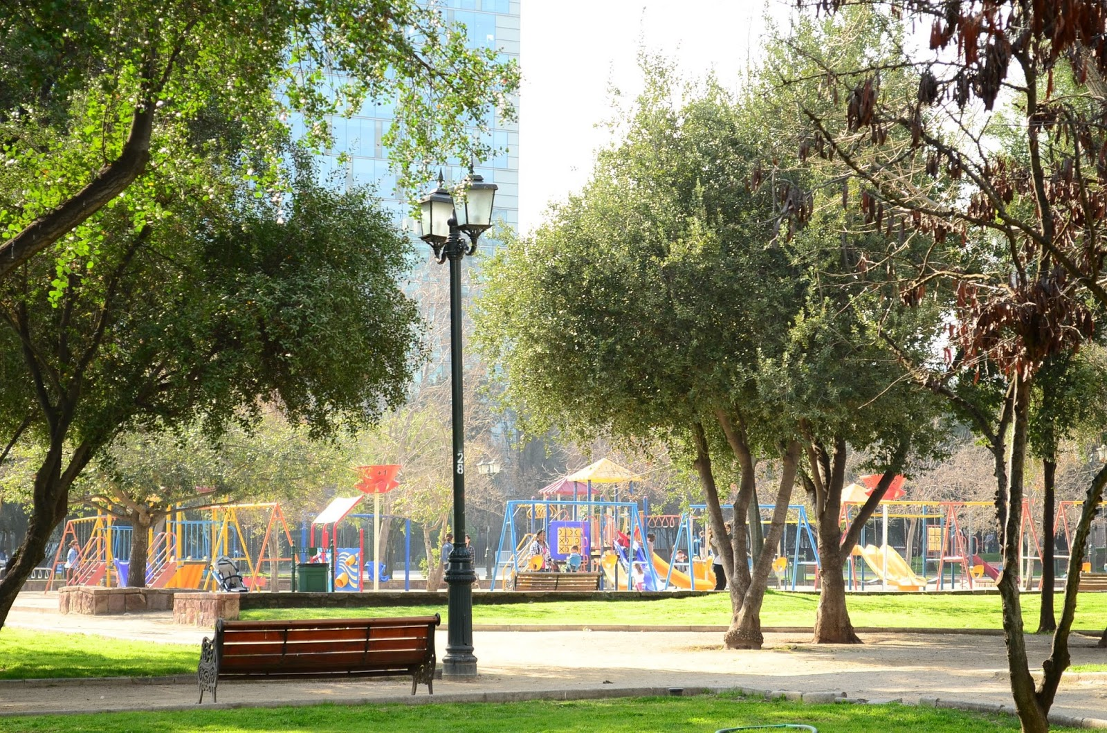 The Practical Mom: Child friendly Chile: Restrooms, Creches, Parks & Zoos in Santiago