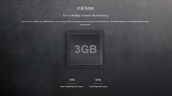 Ulefone Be Touch 2 - RAM