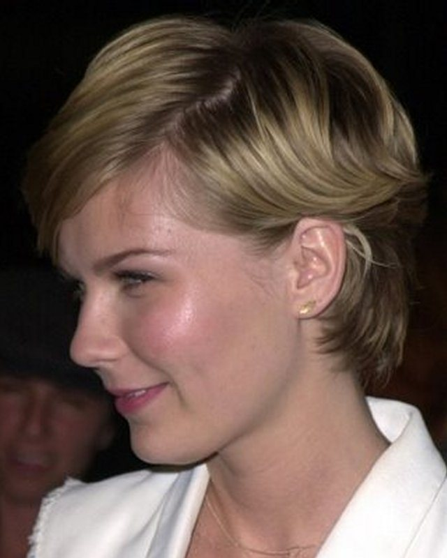 Very Cute Short Hairstyles for Women over 40