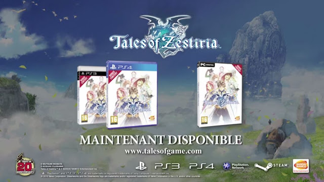 Tales of Zestiria (PS4/PS3/Steam)