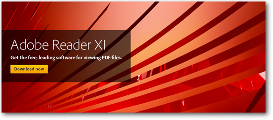 Download Adobe Reader XI Terbaru Offline Installer
