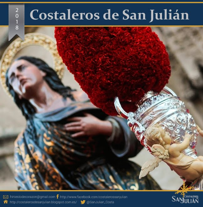 Costaleros de San Julián