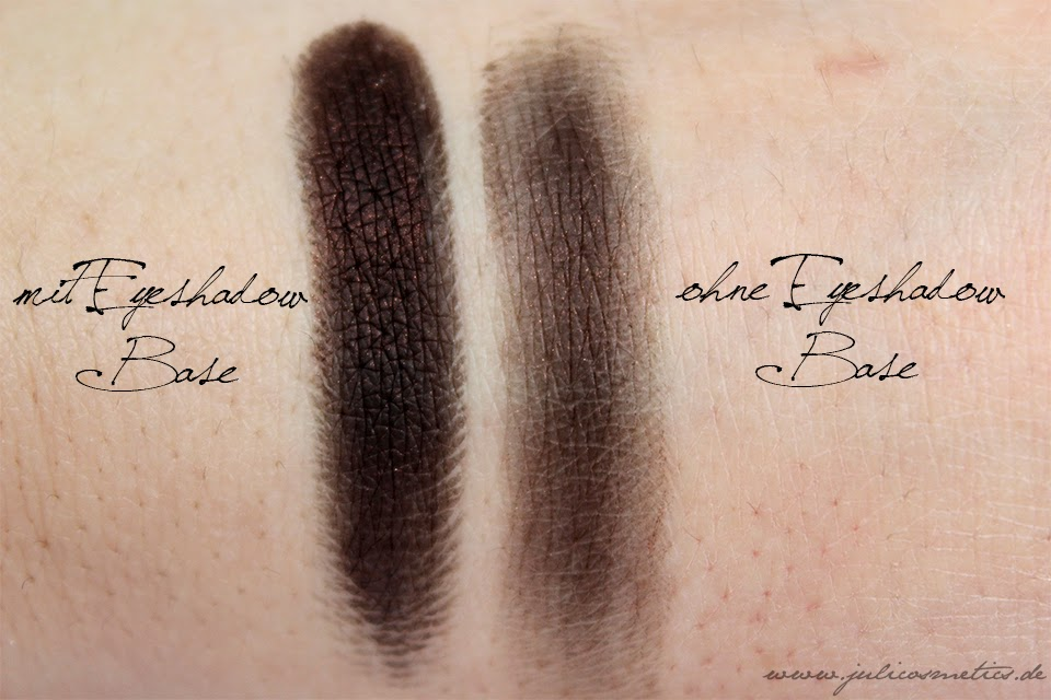 Catrice Prime and Fine Eyeshadow Base Swatch