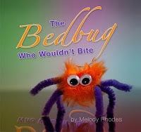 Bed Bug Books by award-winning author Melody Rhodes.