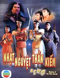 Nhật Nguyệt Thần Kiếm - Mystery Of The Twins Swords