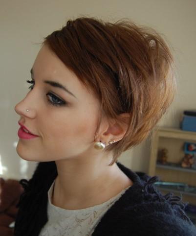 cortes pelo mujer corto