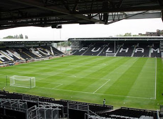 Craven Cottage Stadium