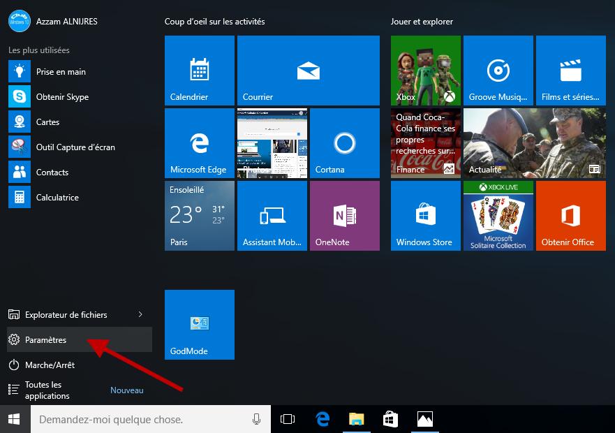 enlever mise à jour windows 10