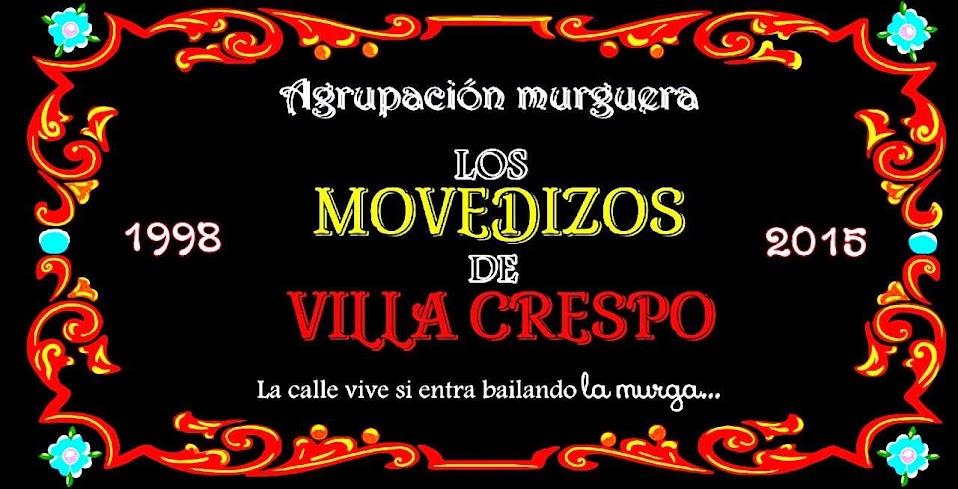 """""""Los Movedizos de Villa Crespo"""""""