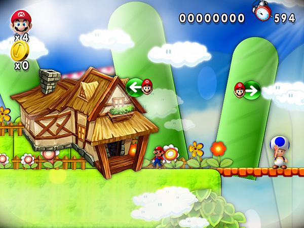 New Super Mario Forever Screenshot 1