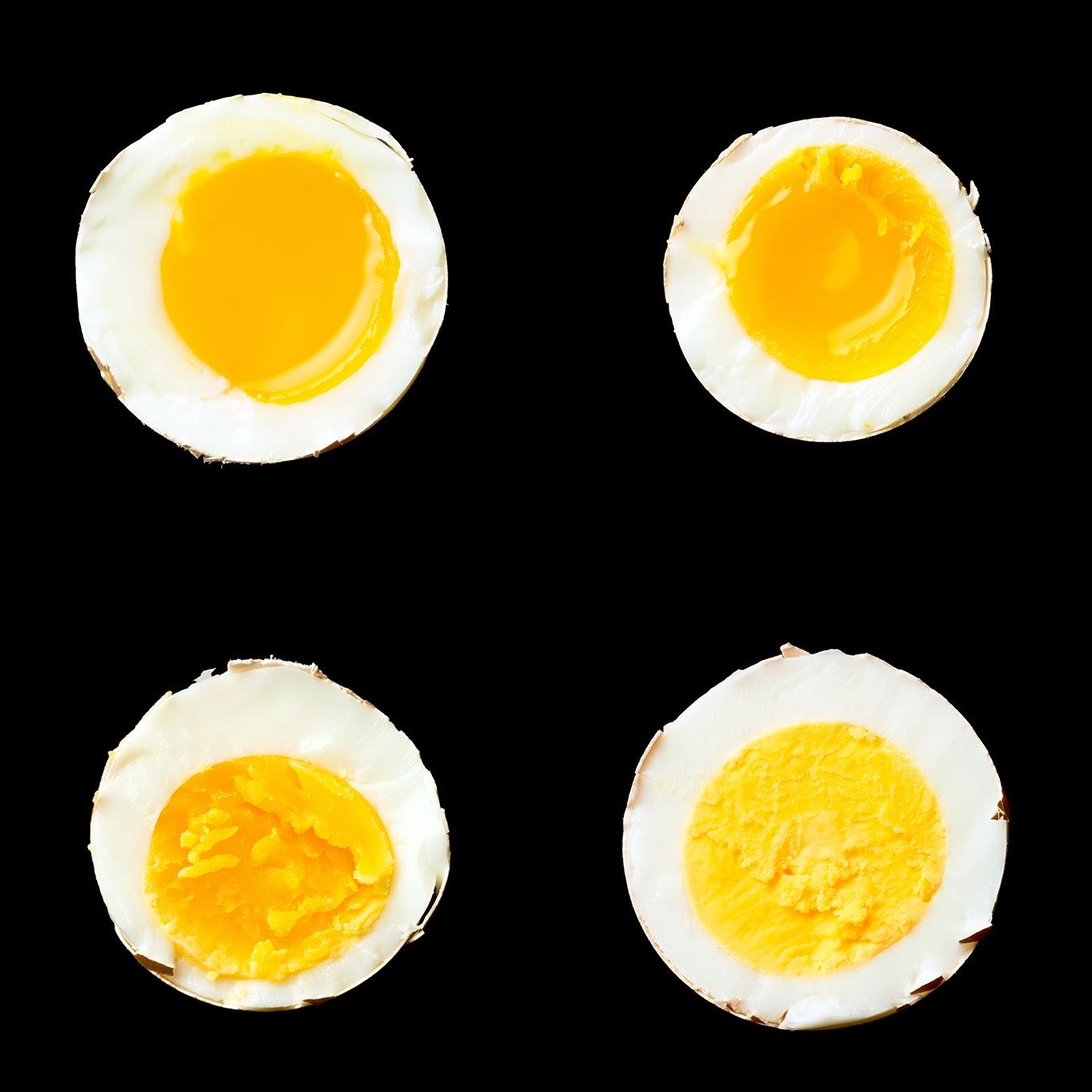 Lekker & Liquor: Lagniappe: How to Boil an Egg