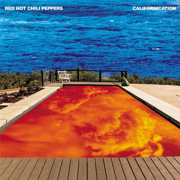 Red Hot Chili Peppers - Californication (Bonus Track Version) Cover