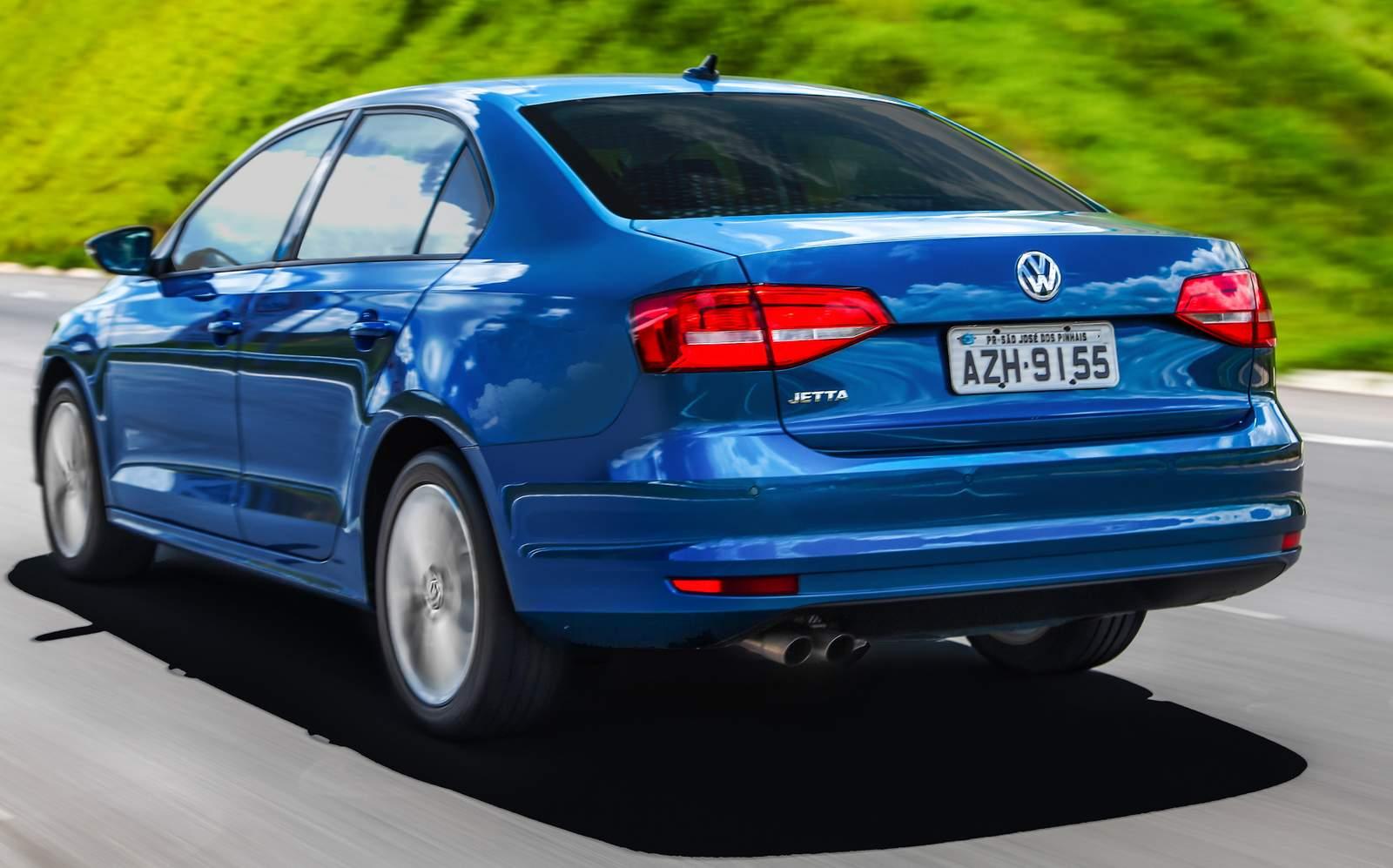 VW Jetta 2016 - preço