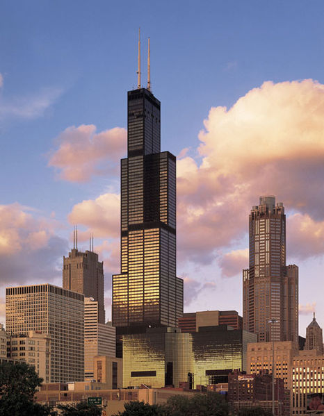 Willis Tower (The Sear... Bruce Willis Tower