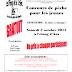 Concours des jeunes gratuit : 3 octobre à l'étang d'Ans