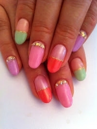 Pretty-Nail-Art-Ideas-Summer-2012