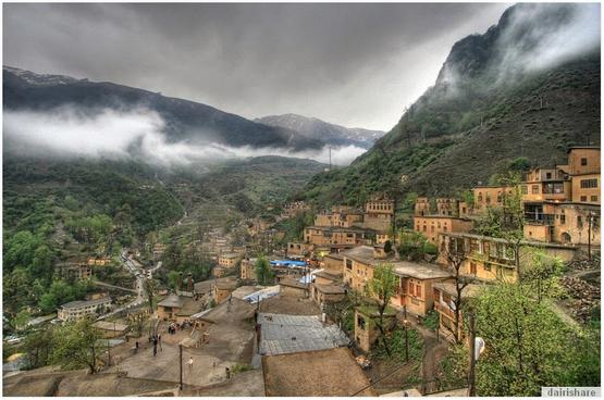 Anda Pasti Teruja Melihat Kampung Di Iran ni