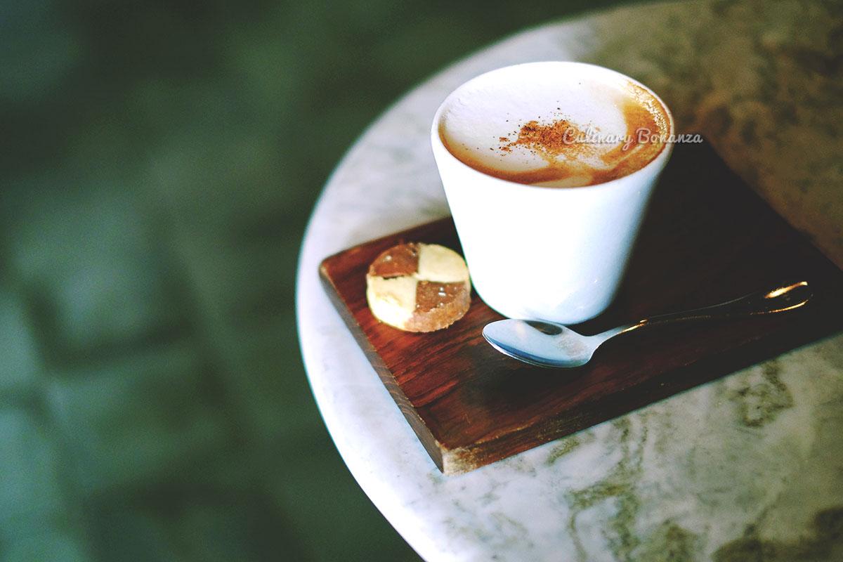 Double Shot Cappuccino (www.culinarybonanza.com)